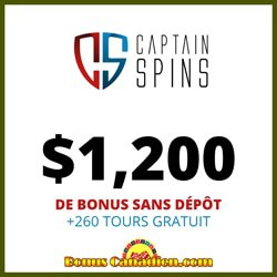 bonus-bienvenue-captain-spins-casino